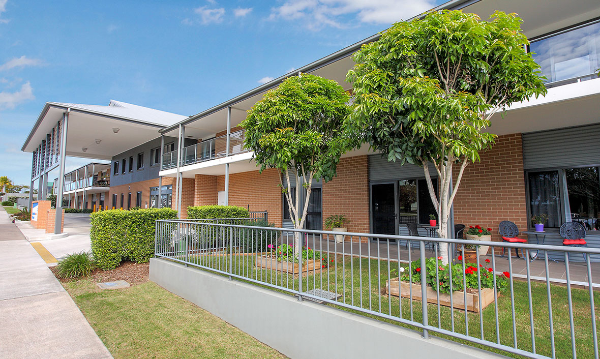 Residential aged care vacancies south australia
